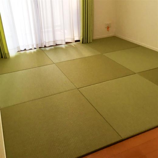 フローリング専用琉球畳